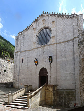 Roman Catholic Diocese of Gubbio - Gubbio Cathedral