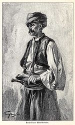 A Croat from Central Bosnia (1901)