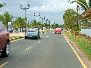 Ancón, Panama - Amador Causeway