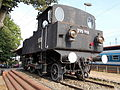 Cegléd railway station. Steam loco. - Hungary.JPG