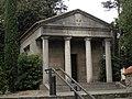 Cementiri de Terrassa, panteó de Francesc Alegre i Mercè de Sagrera (I).jpg