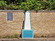 Center of Europe - monument - nearby Rakhiv - Ukraine (5647-49).jpg