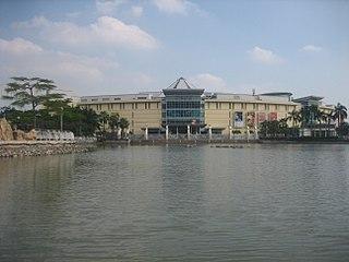 CentralPlaza Rama II shopping mall in Bangkok, Thailand
