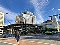 Central Bus Terminal, Winston-Salem Transit Authority, Winston-Salem, NC (49031018786).jpg