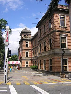 Giovanni Buscaglione - Antiguo Seminario Mayor de Medellín, Villanueva, Medellín