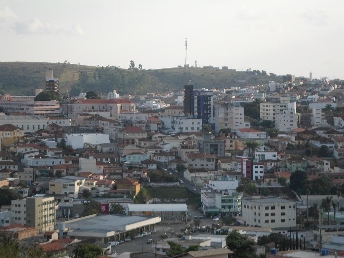 Oliveira Minas Gerais Wikipédia A Enciclopédia Livre