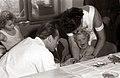 Cepljenje proti otroški paralizi v Mariboru 1957.jpg
