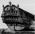 Château arrière du vaisseau l'Océan en 1756-1759.jpg