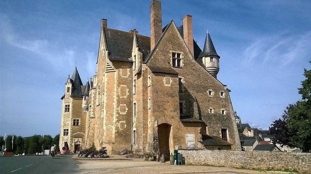 Château et Apothicairerie de Baugé
