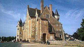 Baugé-en-Anjou - The Château of Baugé