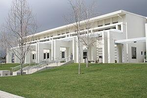 Chaffey College - Chaffey College library.