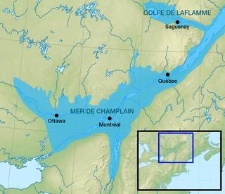 Champlain Sea sea
