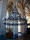 chandelier st walburgis church (zutphen)