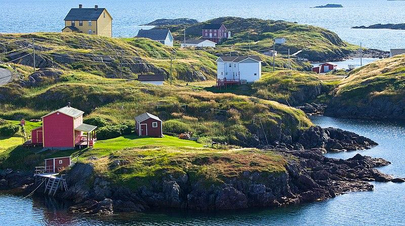 File:Change Islands, Newfoundland.jpg