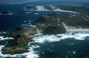 English: Channel Islands National Park from ht...