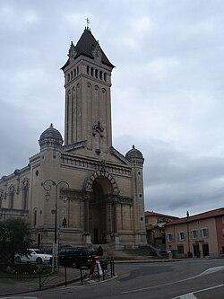 Chaponost l'église.JPG