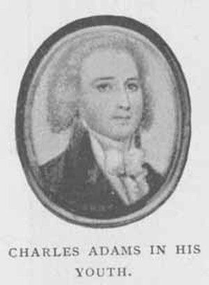 Charles Adams (1770–1800) - Image: Charles Adams