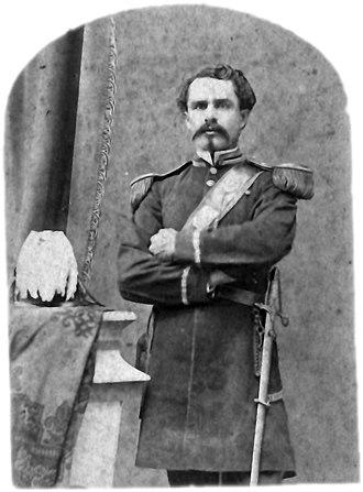 Charles Burnett Wilson - Charles B. Wilson, photograph by Menzies Dickson