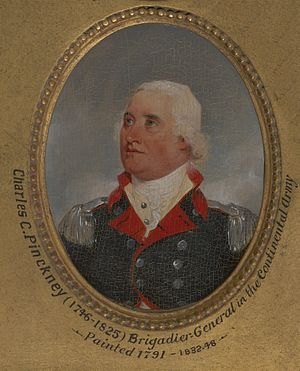 Xyz affair wikivisually charles cotesworth pinckney 1791 miniature portrait by john trumbull fandeluxe Gallery