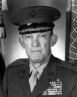 Charles F. Widdecke U.S. Marine Corps Major General