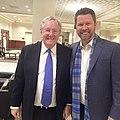 Charles Jensen with Steve Forbes (25098291340).jpg