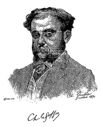 Charles Le Goffic - Le Goffic, July 1891