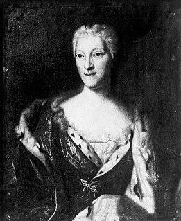 Countess Charlotte of Hanau-Lichtenberg wife of Landgrave Louis VIII of Hesse-Darmstadt