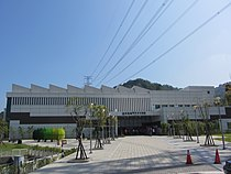 Chelungpu Fault Preservation Education Park, NMSN.JPG