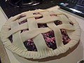 Cherry Pie before baking, August 2009.jpg