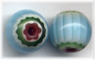 Chevron bead - Chevron beads, Chinese