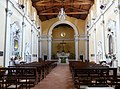 Chiesa San Marco alle Cappelle. Interno , Pisa.JPG