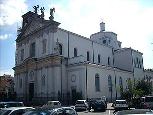 Busto Arsizio - Church of Saint Michael Archangel.