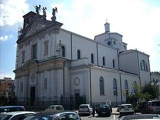 Busto Arsizio - Church of Saint Michael Archangel.