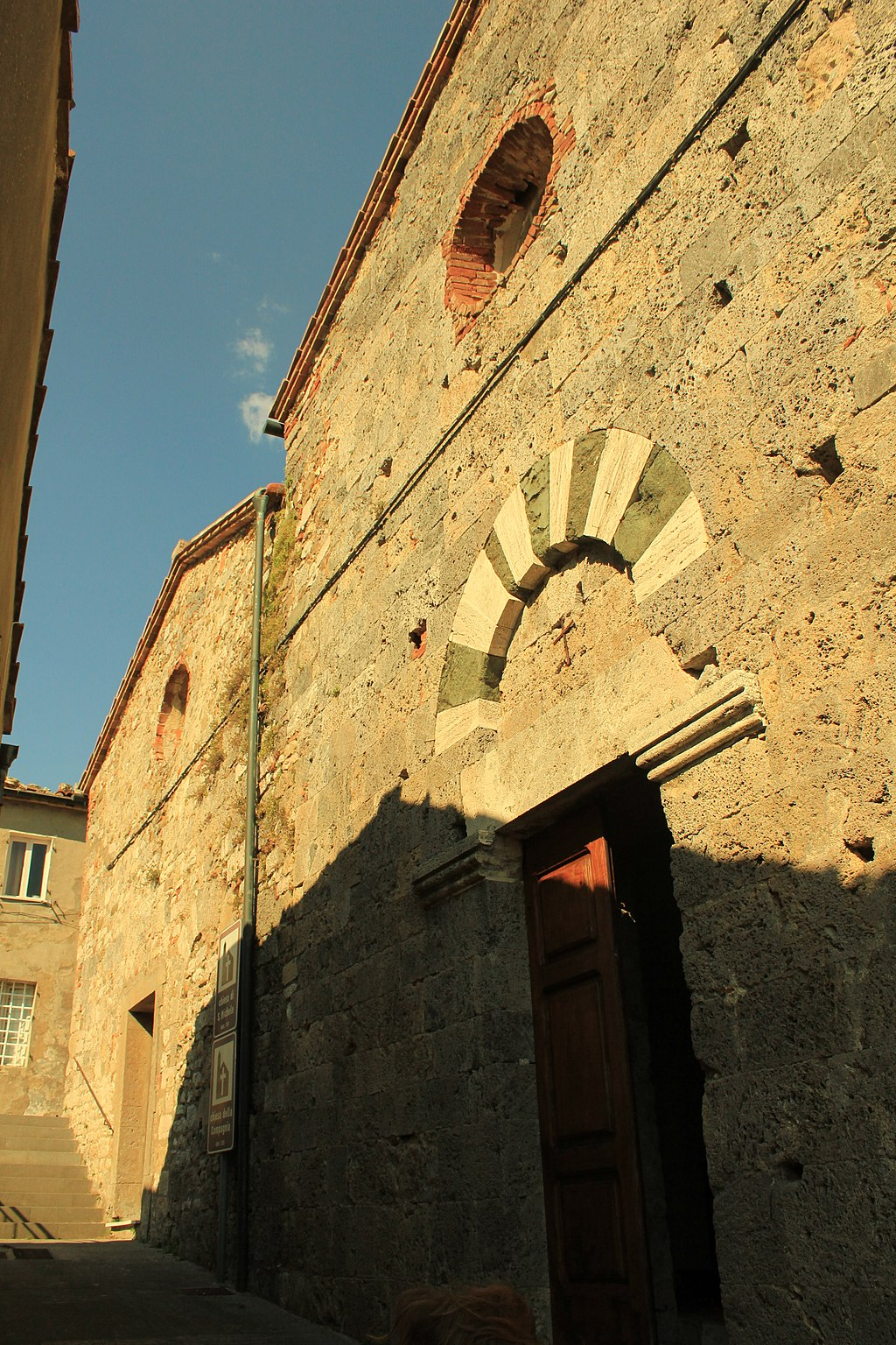 Chiesa di San Michele e San Silvestro con Oratorio Travale