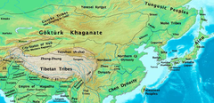 China and the surrounding area in 565 AD.png