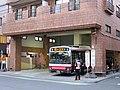Chitose-Karasuyama Station North Bus stop 01.jpg