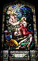 Christ praying in the garden of Gethsemane - Notre-Dame Cathedral Basilica, Ottawa.JPG