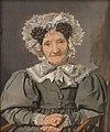 Christen Købke - Portrait of Johanne Pløyen, née Bachmann - KMS1670 - Statens Museum for Kunst.jpg