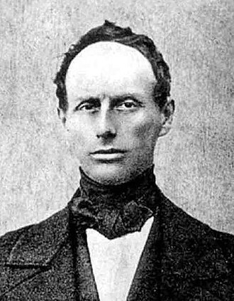 Christian Doppler - Image: Christian Doppler