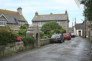 Madron - Church Road, Madron
