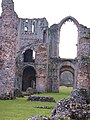 Church detail, Castle Acre Priory - geograph.org.uk - 1718454.jpg
