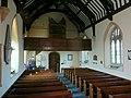 Church of St. Mary the Virgin, Childswickham - interior - geograph.org.uk - 1504555.jpg