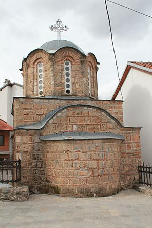 Church of St. Nicholas, Prizren - Image: Church of St. Nicholas, Prizren