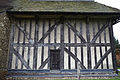 Church of St Laurence Blackmore Essex England - tower base from the north.jpg