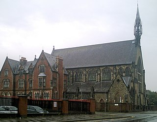 Church of St Vincent de Paul, Liverpool Church in Liverpool, England