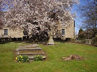 Cumbernauld Village - Churchyard, Cumbernauld Old Parish Church