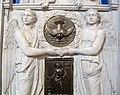 Ciborio di luca della robbia, 1443, da s.m. nuova 07.JPG