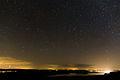 Ciel étoilé au sommet du mont Saint-Michel-de-Brasparts, Saint-Rivoal, France-2.jpg