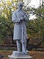 Civil War statue at Valentine–Varian House.jpg