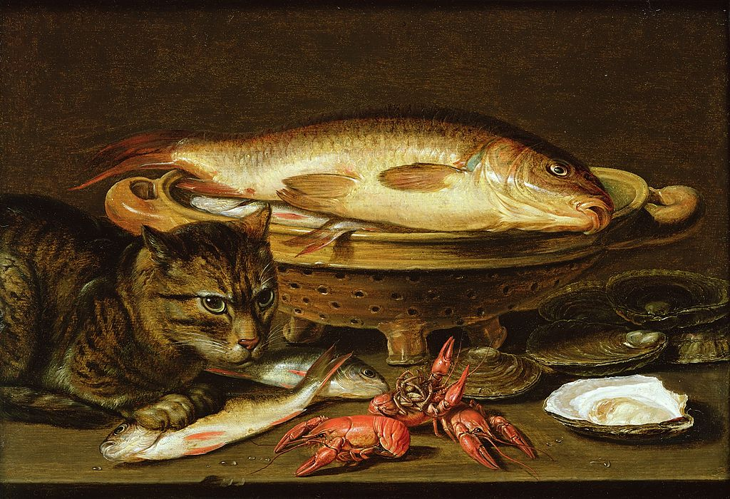 Clara Peeters - Stilleben tidigt 1600-tal
